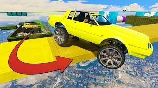 PUM! LO TIRO!! - CARRERA GTA V ONLINE - GTA 5 ONLINE