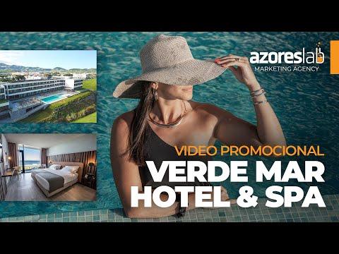 VERDE MAR HOTEL & SPA ***** @ São Miguel Açores - vídeo promocional
