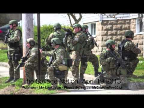 Michael Savage 4 19 2013 Watertown MA Lockdown