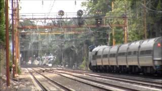 The Pennsylvanian train 42- Inspection Car Navy 118