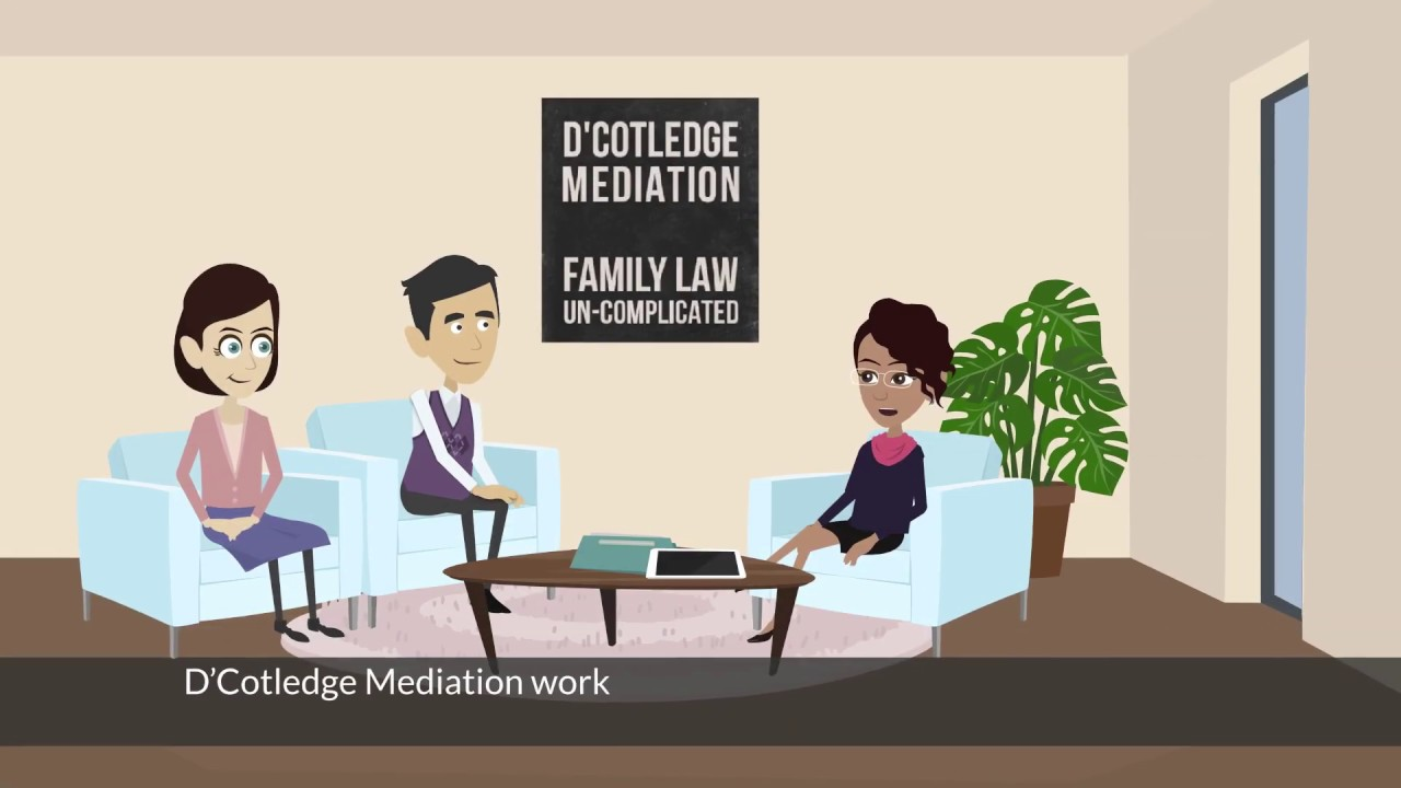 Why Choose D'Cotledge Mediation?