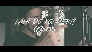 What Do you Mean - Justin Bieber - Cover