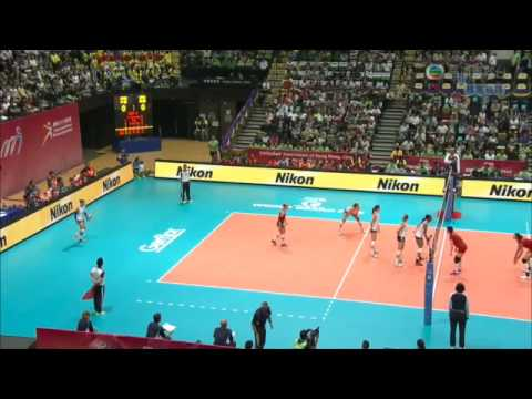 China vs USA-2015 FIVB World Grand Prix-20150718