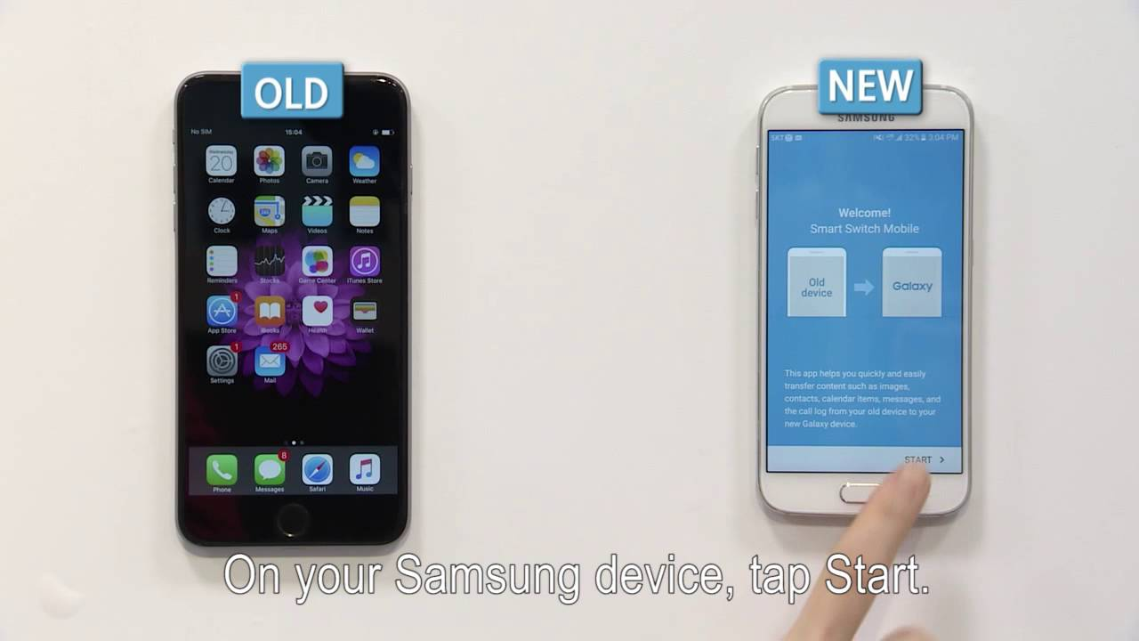 samsung to iphone switch app