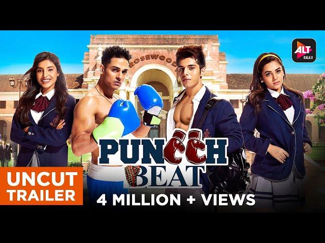 Puncch Beat | Uncut Trailer | Vikas Gupta | Priyank Sharma | Siddharth Sharma | ALTBalaji
