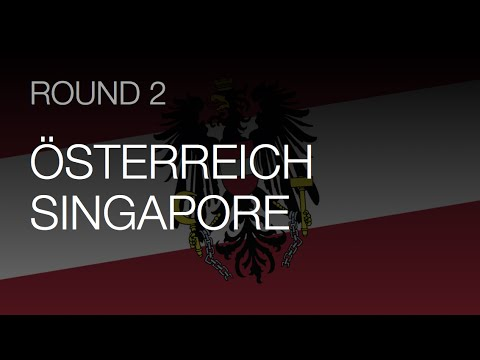 PDC World Cup '16: Österreich vs Singapore   2nd round