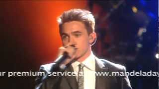 Jesse McCartney - Body Language Live
