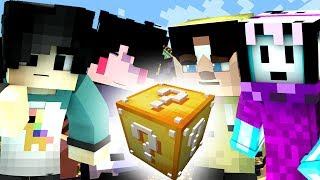 SIAPA YANG BERUNTUNG DI 4 BROTHER? - Minecraft Minigame ft.4 Brother