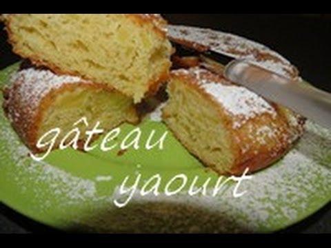 recette-facile-du-gâteau-yaourt-aux-pommes