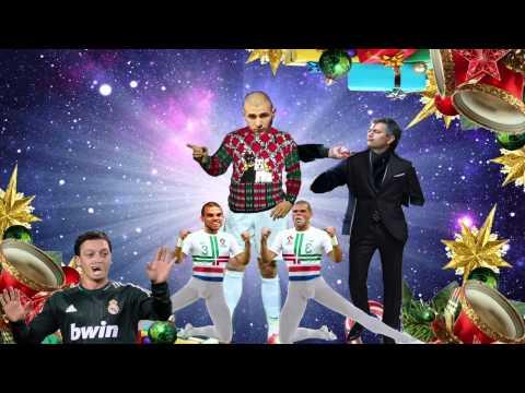 Karim Benzema Christmas Song