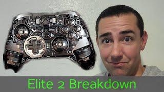 Xbox Elite Series 2 Controller | Take Apart & Fix