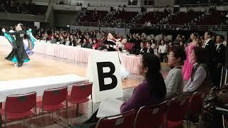 2019スーパージャパン3次予選タンゴ