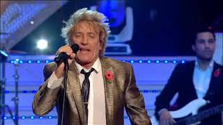 Rod Stewart 'It's The Same Old Song' Strictly Come Dancing