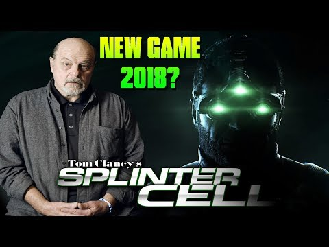 Splinter Cell In 2018!? ➤  Michael Ironside Returns As Sam Fisher