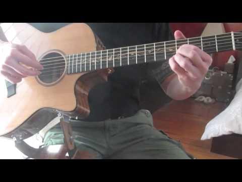 Hawaiian Slack Key Guitar - E Ku
