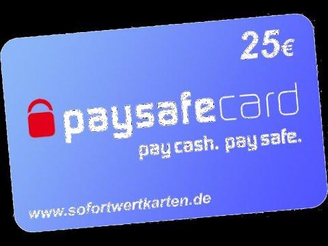 10 euro paysafecard kostenlos
