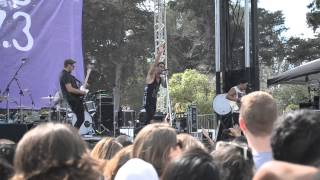 American Authors- Home  Live  @ Now And Zen 2014