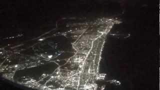 Dubaj-widok z samolotu