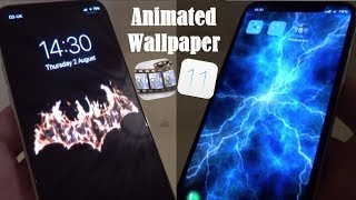 NEW How To GET Animated Wallpaper On iOS 12 - 12.2 / 12.4 / 11 iPhone iPad iPod Touch vWallpaper 2