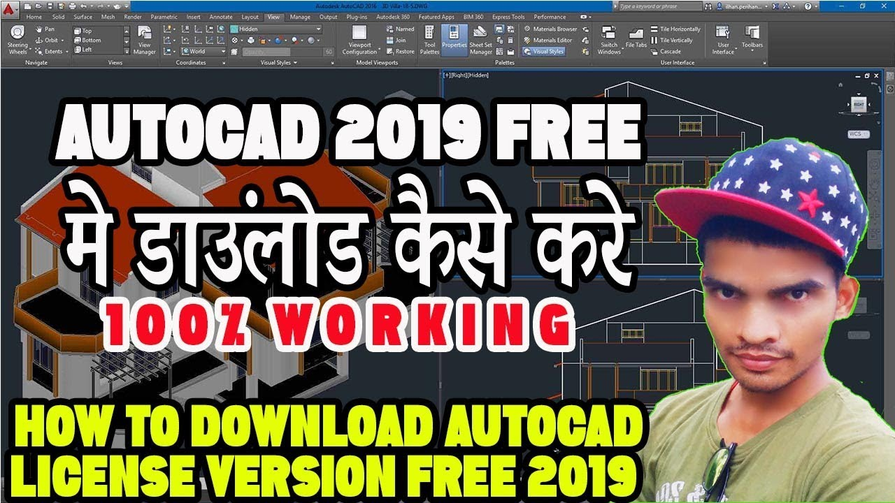 autocad free download for windows 7 filehippo