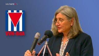 Dr. Eva Hahn: Der Antifaschismus in der heutigen EU-Wertegemeinschaft