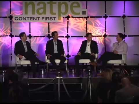NATPE 2012  In Conversation with Zander Lurie Jimmy Pitaro Ben Silverman