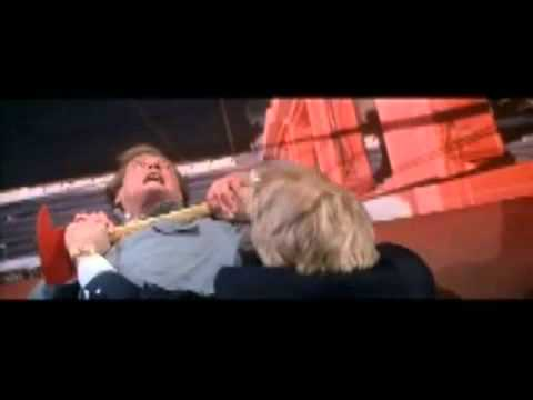 James Bond vs Max Zorin (A View To A Kill)