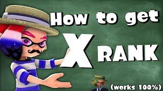 X rank Is Fun