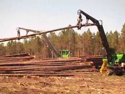 John Deere 437c Knuckleboom Loader | John Deere Knuckleboom Loaders