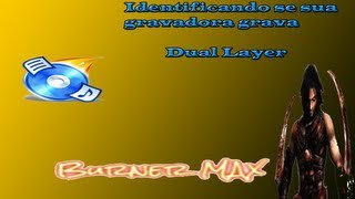 Identificando se sua  Gravadora Grava Dual Layer-DL  - HD thumbnail