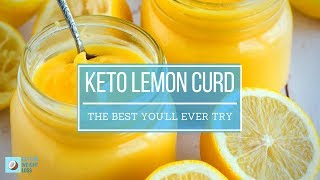 Video The PERFECT Keto Lemon Curd - Made Easy download MP3, 3GP, MP4, WEBM, AVI, FLV Juli 2018