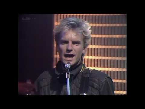 The Police - Every Breath You Take (TOTP 1983)
