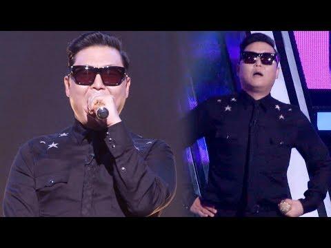 싸이, 시작부터 '강남스타일' 노래에 시선 강탈 《Fantastic Duo 2》 판타스틱 듀오 2 EP09