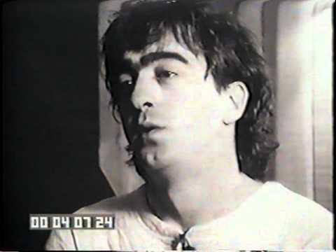 Bill Berry (R.E.M.) 1990 Interview