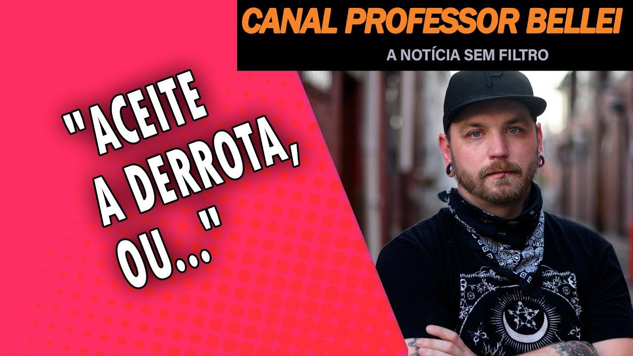 RAHUBA FAZ SÉRIA AMEAÇA A DONALD TRUMP