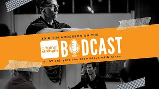 BodCast Episode 57: Enjoying the Crawlidays with Aleks, The Hebrew Hammer, Salkin