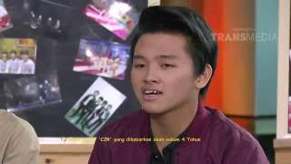 Video RUMPI - CJR Reunian Dengan Bastian Part 2/5 download MP3, 3GP, MP4, WEBM, AVI, FLV Juli 2018