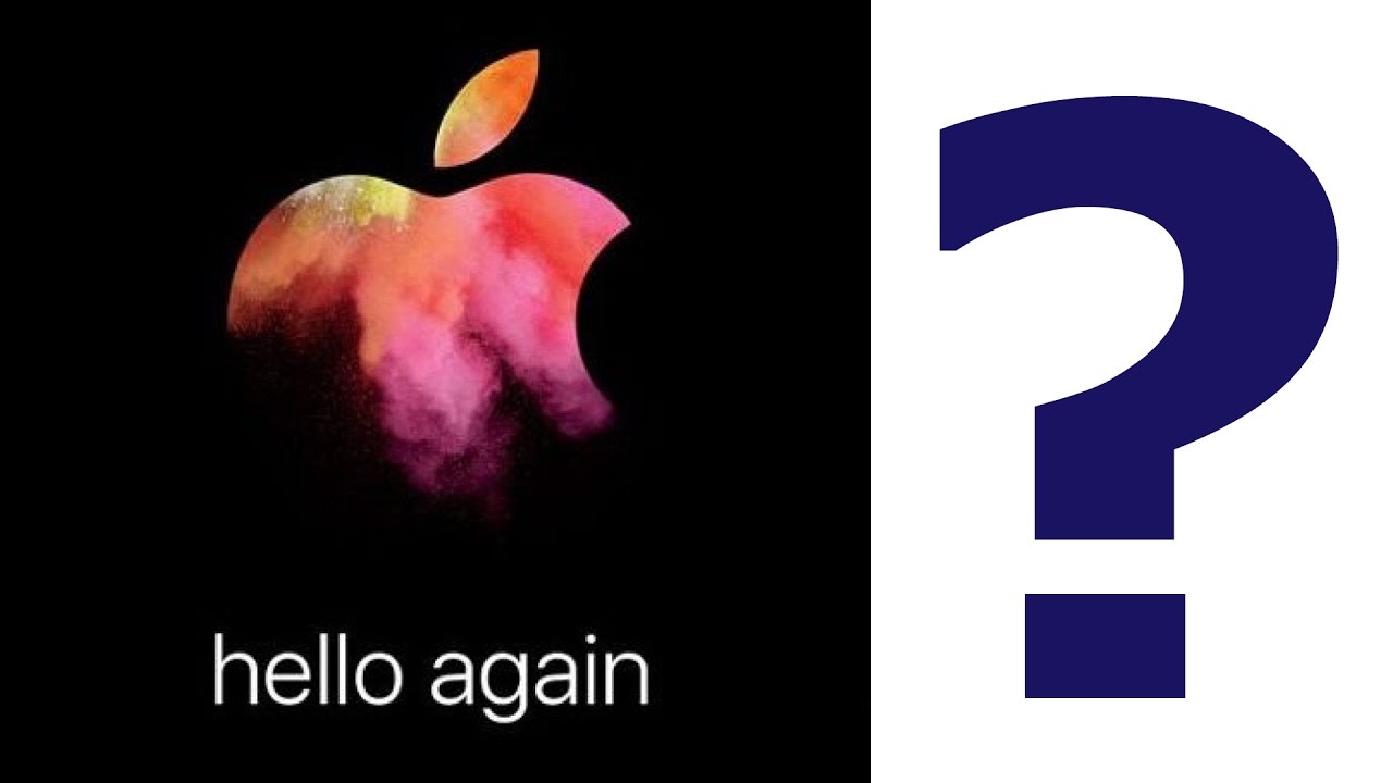 What to Expect at Apple's October 27th Event!