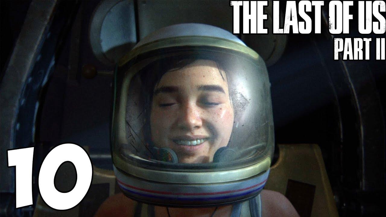 The Last of Us Part II. Прохождение. Часть 10 (Воспоминания о Джоэле)