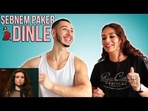 Eurovision Şebnem Paker Dinle 1997 Turkish Reaction | Jay & Rengin