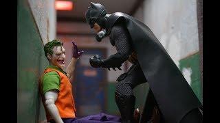 Joker One:12 Collective MEZCO Action Figure Batman DC Universe Toys With Box