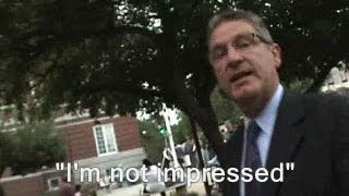 Politician no like Ridley Report
