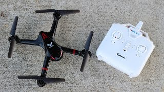 $60 Beginner Camera Drone - Drocon MJX X708W - TheRcSaylors
