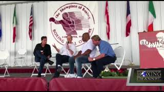 International Boxing Hall of Fame Induction Weekend