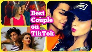 Download lagu Best Couple on TikTok   Tushar Silawat Loves Purabi Bhargava   Who's acting is the best?