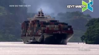สารคดี การเดินเรือข้ามคลองปานามา พากย์ไทย