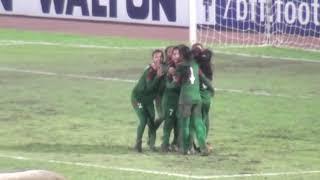Bangladesh vs Chinese Taipei AFC U-16 Womens Championship