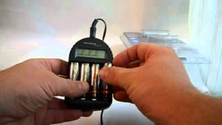 Отзыв зарядное устройство TechnoLine BC250