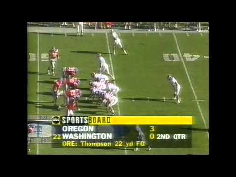 1993 #4 Alabama vs. Ole Miss Highlights