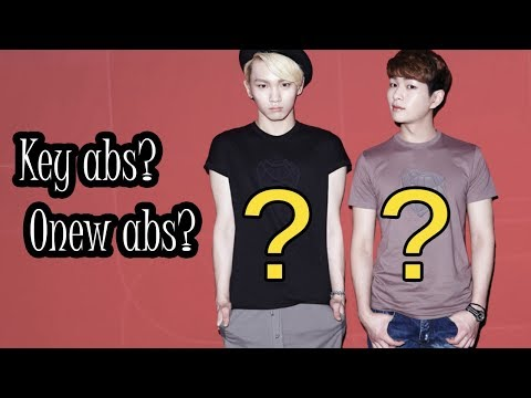 WHERE IS ONEW'S ABS? (legendado/ ENG SUBS)